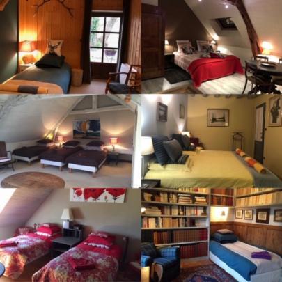 Meli melo 6 chambres