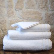 Linge de bain blanc 650g 1